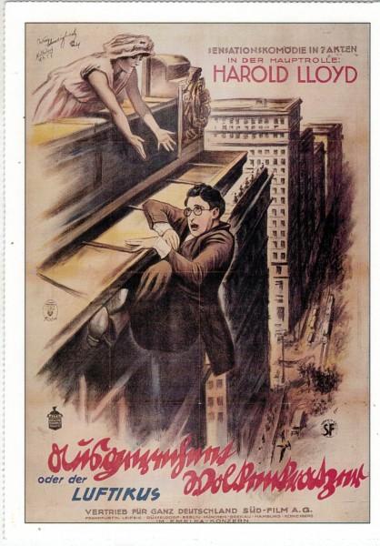 """Cinema Filmkarte """"Ausgerechnet Wolkenkratzer"""""""