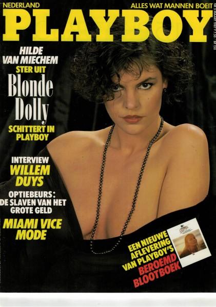 Playboy Niederlande 1987-03 März