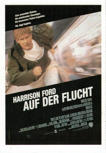 """Cinema Filmkarte """"Auf der Flucht"""""""