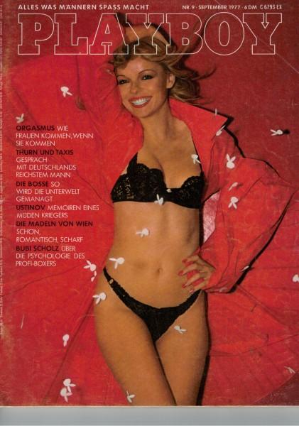 Playboy D 1977-09 September