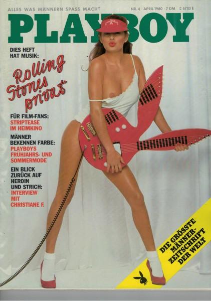 Playboy D 1980-04 April