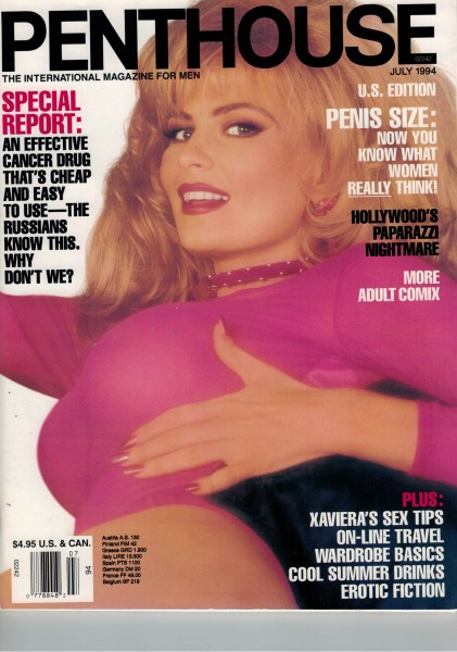 Penthouse US Edition 1994-07 Juli