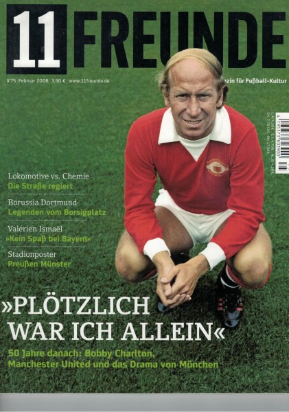 11 Freunde - Heft Nr. 075 - 02 Februar 2008