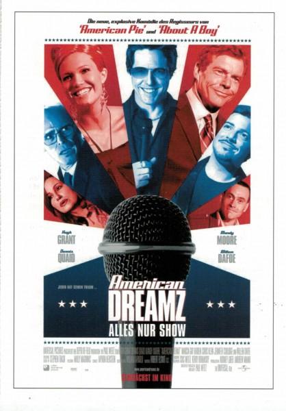 """Cinema Filmkarte """"American Dreamz"""""""