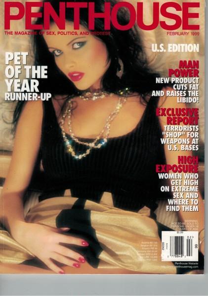 Penthouse US Edition 1999-02 Februar