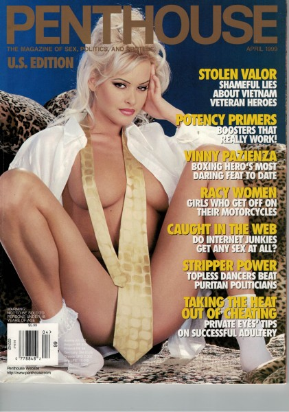 Penthouse US Edition 1999-04 April