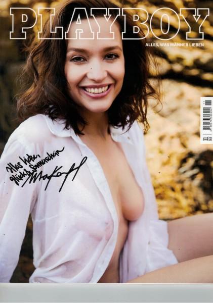 Playboy D 2019-11 November ABO-Cover