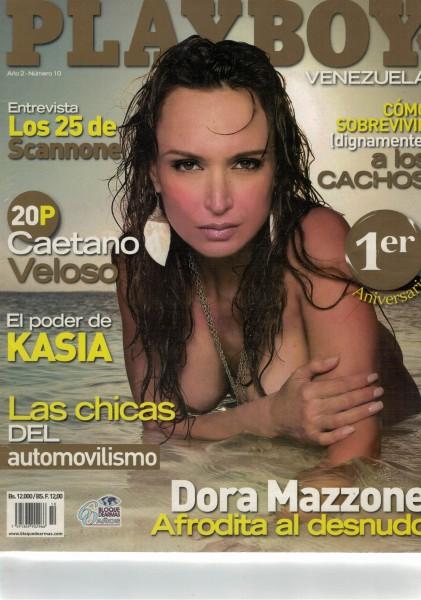 Playboy Venezuela 2007-10 Oktober
