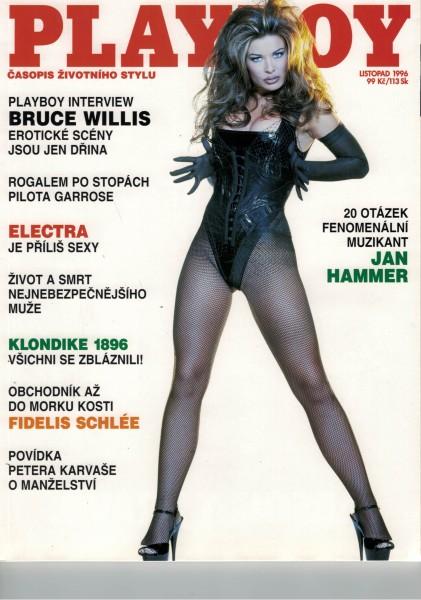 Playboy Tschechei 1996-11 November
