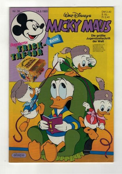 Micky Maus 1985 Nr. 38 / 14.09.1985
