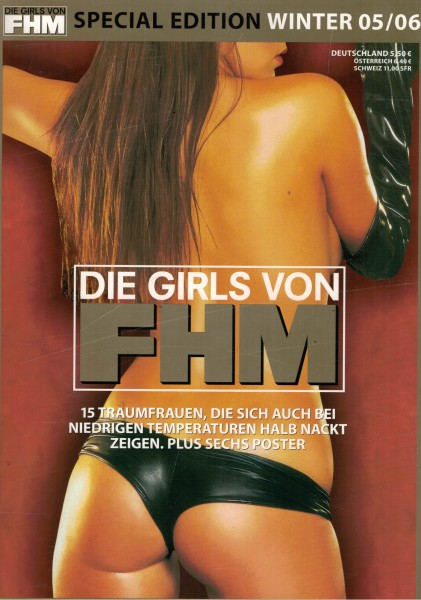 FHM - For Him Magazine - Special Edition Winter 2005/06