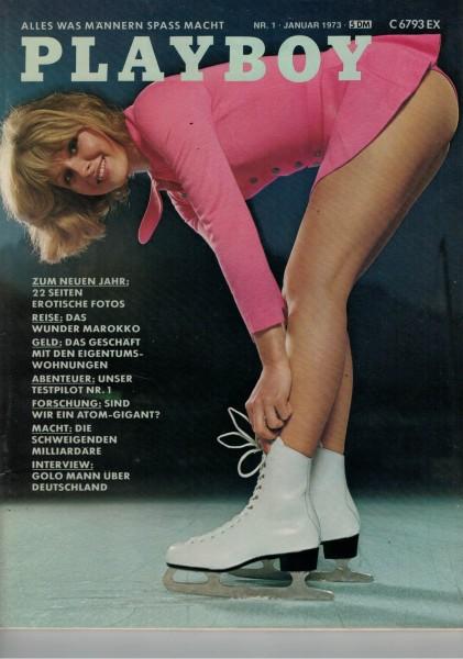 Playboy D 1973-01 Januar