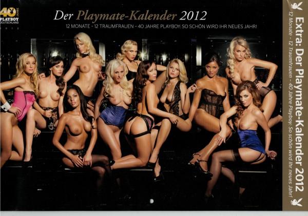 Playboy Playmate Kalender 2012