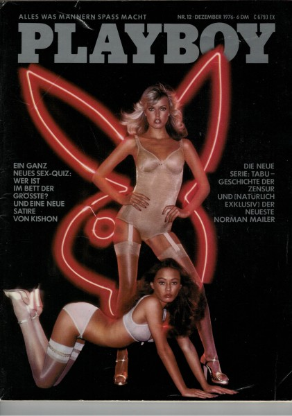 Playboy D 1976-12 Dezember