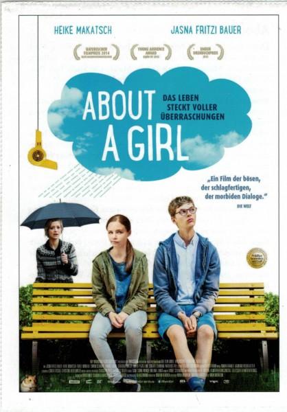 "Cinema Filmkarte ""About a Girl"""