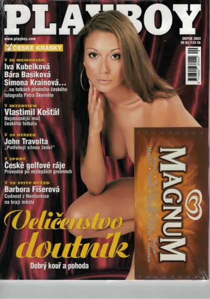 Playboy Tschechei 2003-08 August