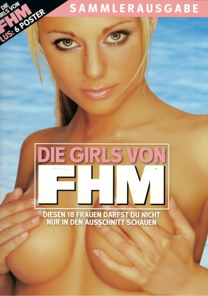 FHM - For Him Magazine - Sammlerausgabe 03/2007