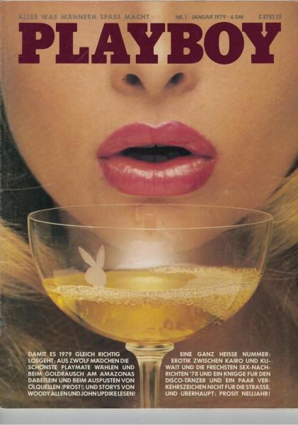 Playboy D 1979-01 Januar