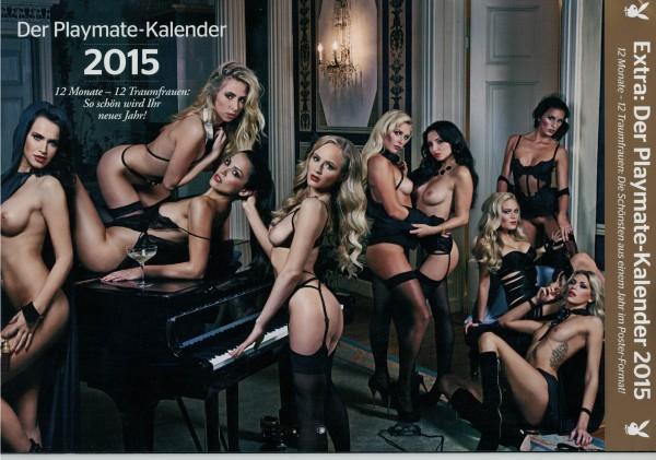Playboy Playmate Kalender 2015