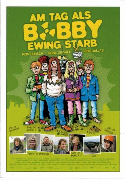 """Cinema Filmkarte """"Am Tag als Bobby Ewing starb"""""""