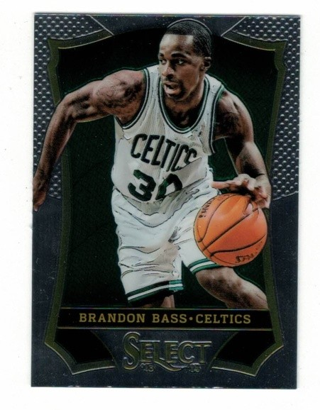 Basketballkarte - BRANDON BASS - Panini - Select