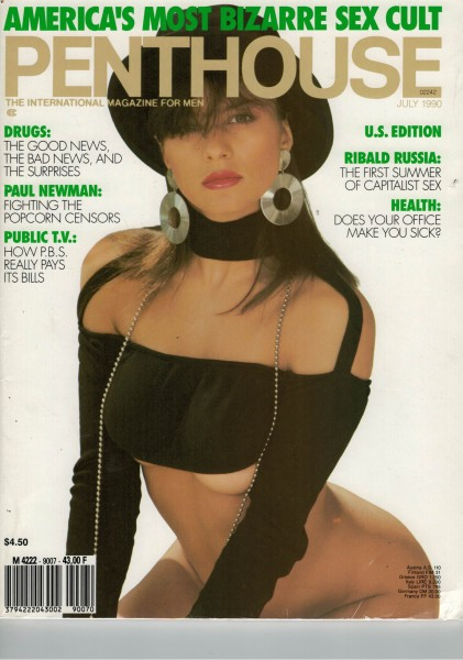 Penthouse US Edition 1990-07 Juli