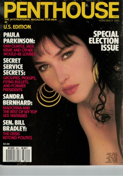 Penthouse US Edition 1988-11 November