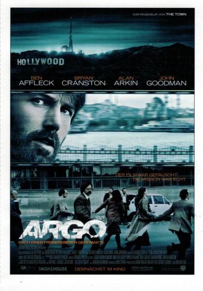 "Cinema Filmkarte ""Argo"""