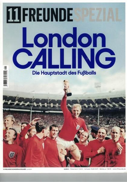 11 Freunde Spezial - London Calling