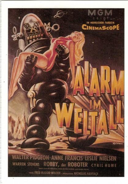 """Cinema Filmkarte """"Alarm im Weltall"""""""