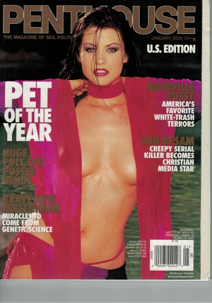 Penthouse US Edition 2000-01 Januar