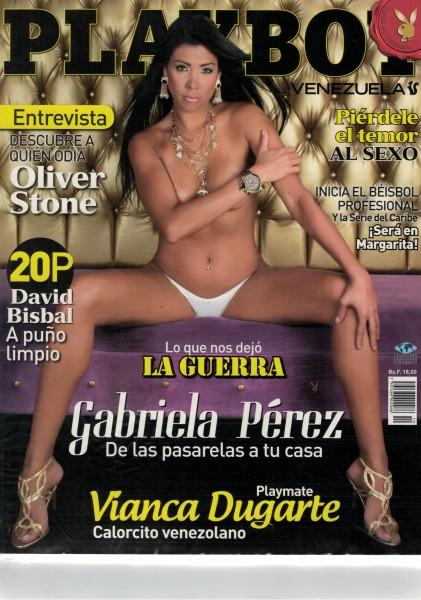 Playboy Venezuela 2009-10 Oktober