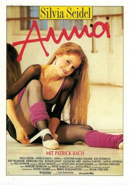 """Cinema Filmkarte """"Anna"""""""