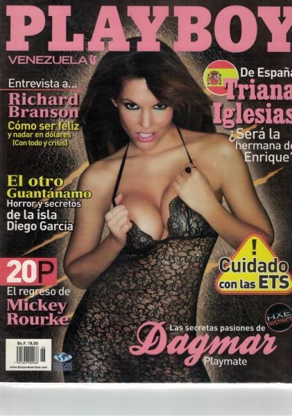 Playboy Venezuela 2009-06 Juni