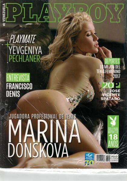 Playboy Venezuela 2017-12 Dezember