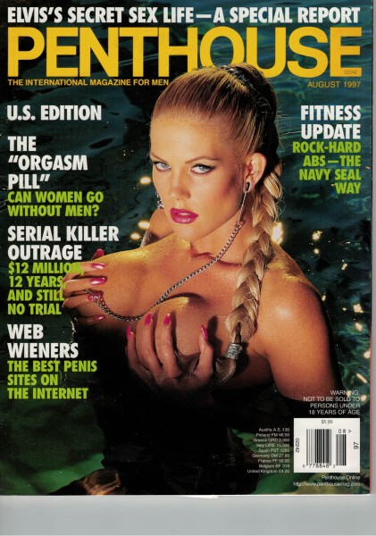 Penthouse US Edition 1997-08 August