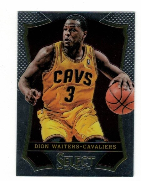 Basketballkarte - DION WAITERS - Panini - Select