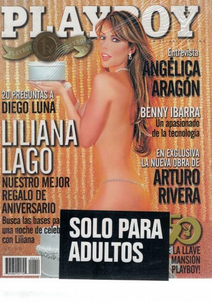 Playboy Mexiko 2003-10 Oktober