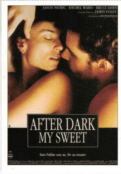 "Cinema Filmkarte ""After Dark, My Sweet"""