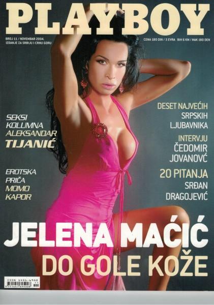 Playboy Serbien 2004-11 November
