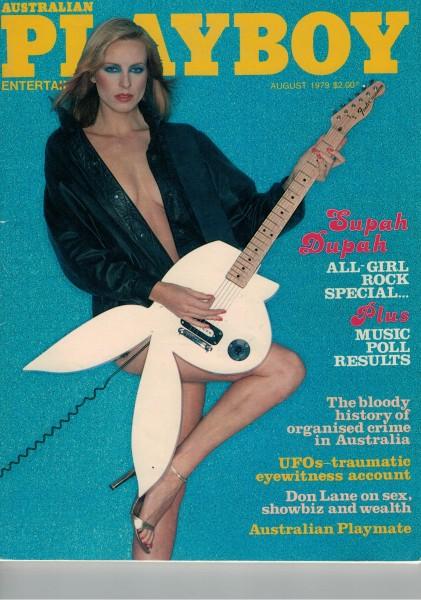 Playboy Australien 1979-08 August