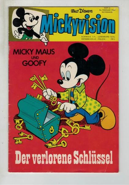 Mickyvision 1964 Nr. 03-26.02.1964