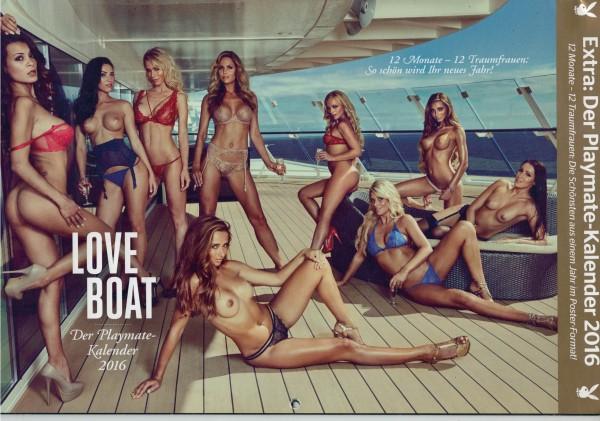 Playboy Playmate Kalender 2016