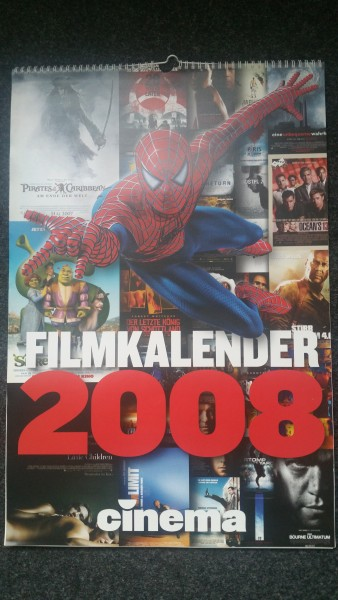Cinema Filmkalender 2008