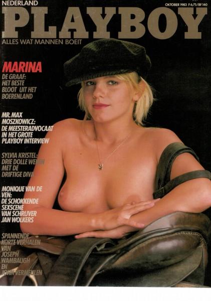 Playboy Niederlande 1983-10 Oktober