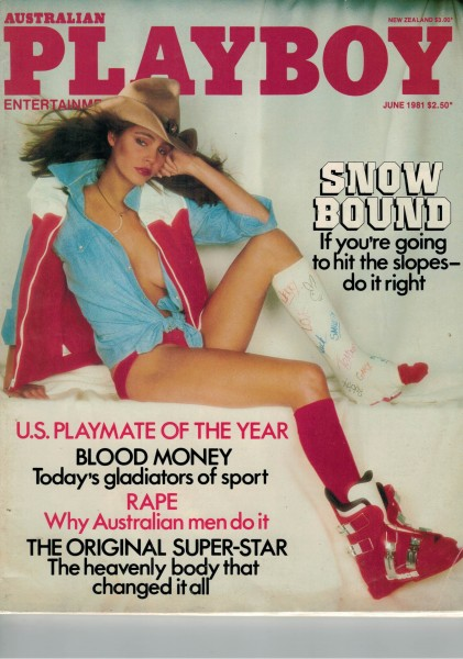 Playboy Australien 1981-06 Juni