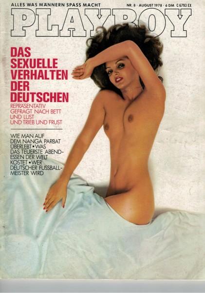 Playboy D 1978-08 August