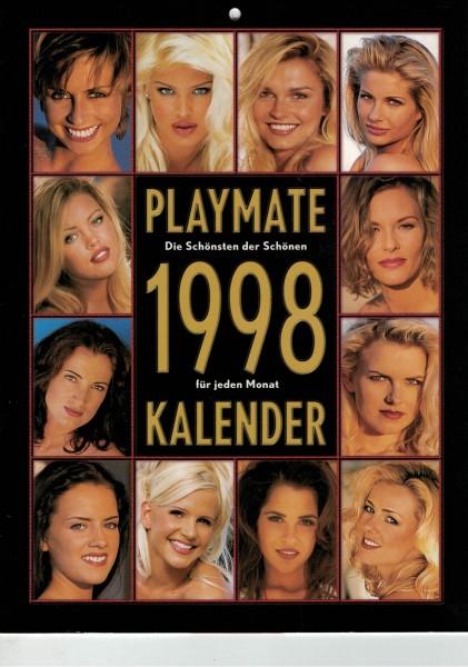 Playboy Playmate Kalender 1998